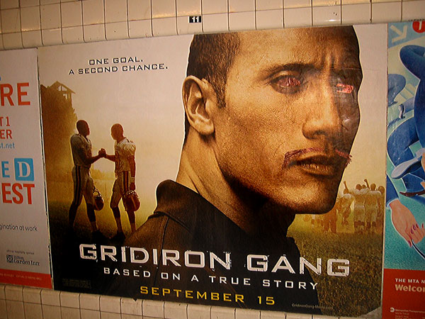 gridiron gang essay A review of sociological concepts present in the gridiron gang, a movie by phil joanou pages 3 words 993 view full essay more.